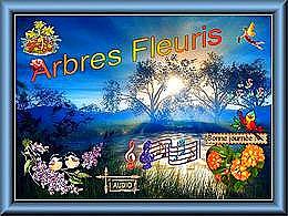 diaporama pps Arbres fleuris