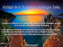 diaporama pps Archipel de la maddalena – Sardaigne