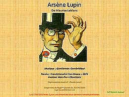 diaporama pps Arsène Lupin