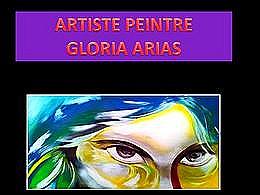 diaporama pps Artiste peintre – Gloria Arias