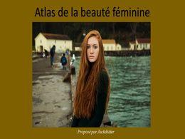 diaporama pps Atlas de la beauté féminine