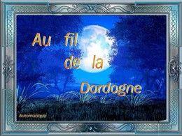 diaporama pps Au fil de la Dordogne