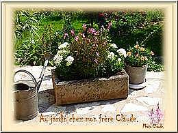 diaporama pps Au jardin chez mon frère