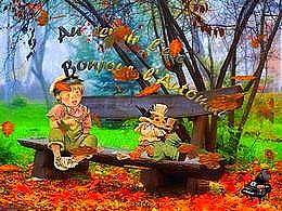 diaporama pps Au revoir l'été bonjour l'automne