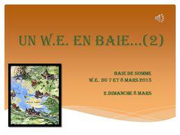 diaporama pps Baie de Somme 2015 2ème partie