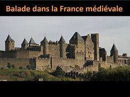 diaporama pps Balade dans la France médiévale