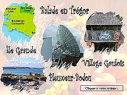 diaporama pps Balade en Trégor