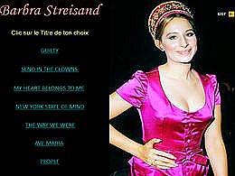 diaporama pps Barbra Streisand I