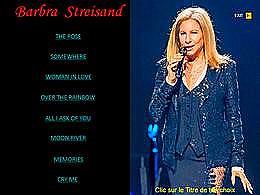 diaporama pps Barbra Streisand II