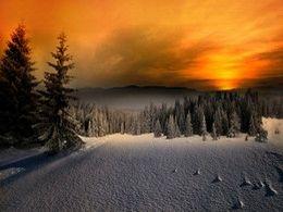 diaporama pps Beauté de l'hiver