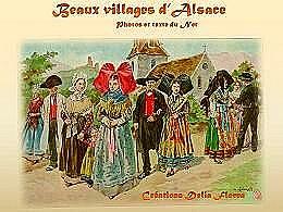 diaporama pps Beaux villages d'Alsace