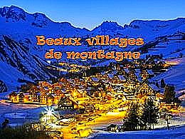 diaporama pps Beaux villages de montagne
