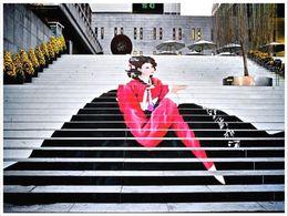diaporama pps Beaux escaliers colorés du monde