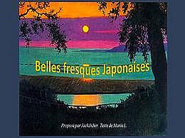 diaporama pps Belles fresques japonaises