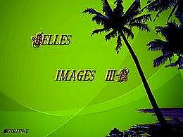 diaporama pps Belles images 3D