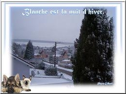 diaporama pps Blanche est la nuit d'hiver