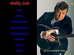 diaporama pps Bobby Solo