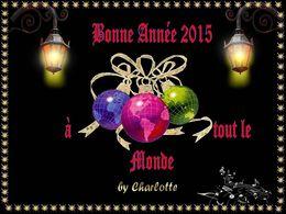 diaporama pps Bonne année tout le monde 2015