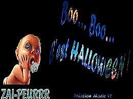 diaporama pps Boo c'est Halloween