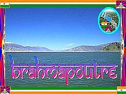 diaporama pps Brahmapoutre