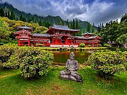 diaporama pps Byodo in japan