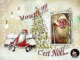 diaporama pps C'est Noël 2015