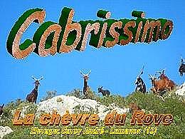diaporama pps Cabrissimo – La chèvre du Rove