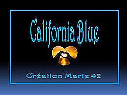 diaporama pps California blue