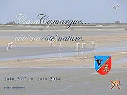 diaporama pps Camargue côté nature