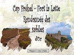 diaporama pps Cap Fréhel – Fort La Latte