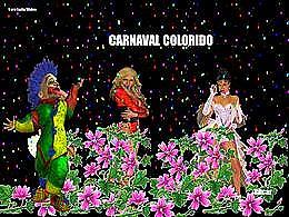 diaporama pps Carnaval colorido