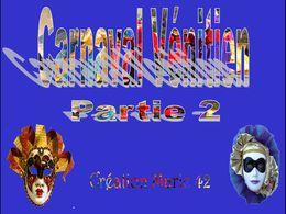 diaporama pps Carnaval Vénitien partie 2