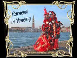diaporama pps Carneval in Venedig
