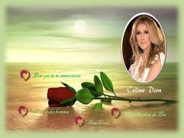 diaporama pps Céline Dion