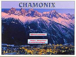 diaporama pps Chamonix le paradis blanc