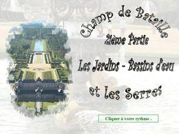 diaporama pps Champ de bataille – Les jardins