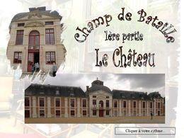 diaporama pps Champ de bataille le château