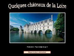diaporama pps Châteaux de la Loire