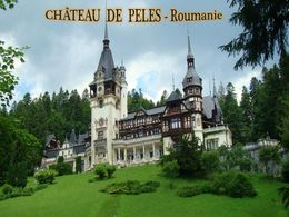 diaporama pps Château Peles en Roumanie