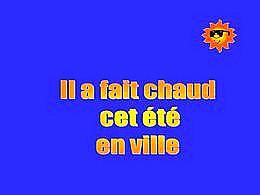 diaporama pps Chaud devant