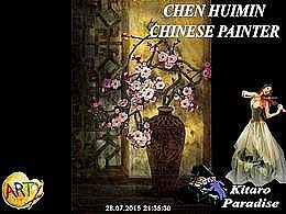 diaporama pps Chen Huimin 1943 chinese painter