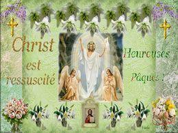 diaporama pps Christ est ressuscité