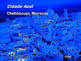 diaporama pps Cidade Azul Marrocos
