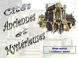 diaporama pps Cités anciennes et mystérieuses
