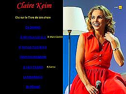 diaporama pps Claire Keim