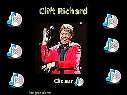 diaporama pps Clift Richard