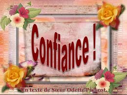 diaporama pps Confiance