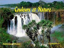 diaporama pps Couleurs et nature