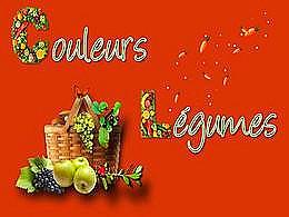 diaporama pps Couleurs légumes
