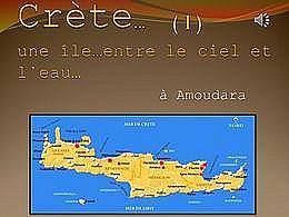 diaporama pps Crète 1 – Amoudara